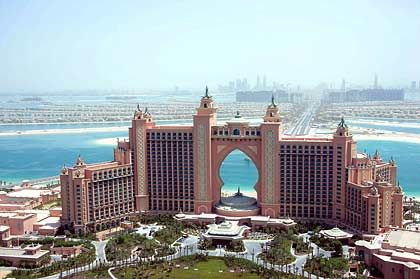 Touristenziel Dubai: Ärger um ein ausgebuchtes Hotel