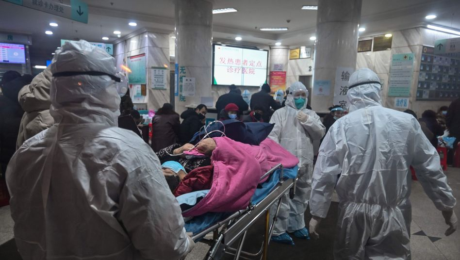 Coronavirus: USA wollen ihre Bürger aus Wuhan evakuieren