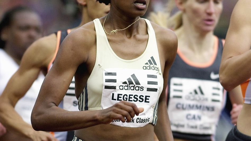 Meskerem Legesse (2003): Äthiopische Läuferin nach Herzattacke gestorben