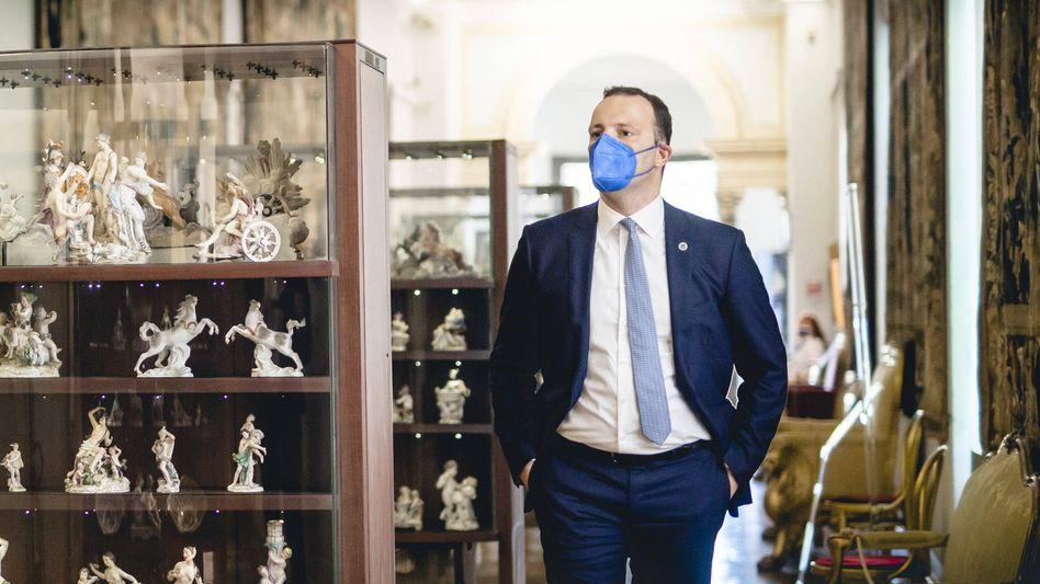 Jens Spahn (am 5. September in Rom)