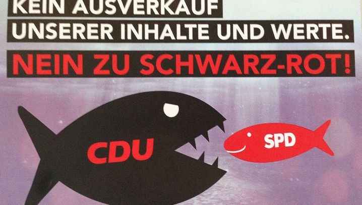 Juso-Kongress: SPD-Nachwuchs gegen GroKo