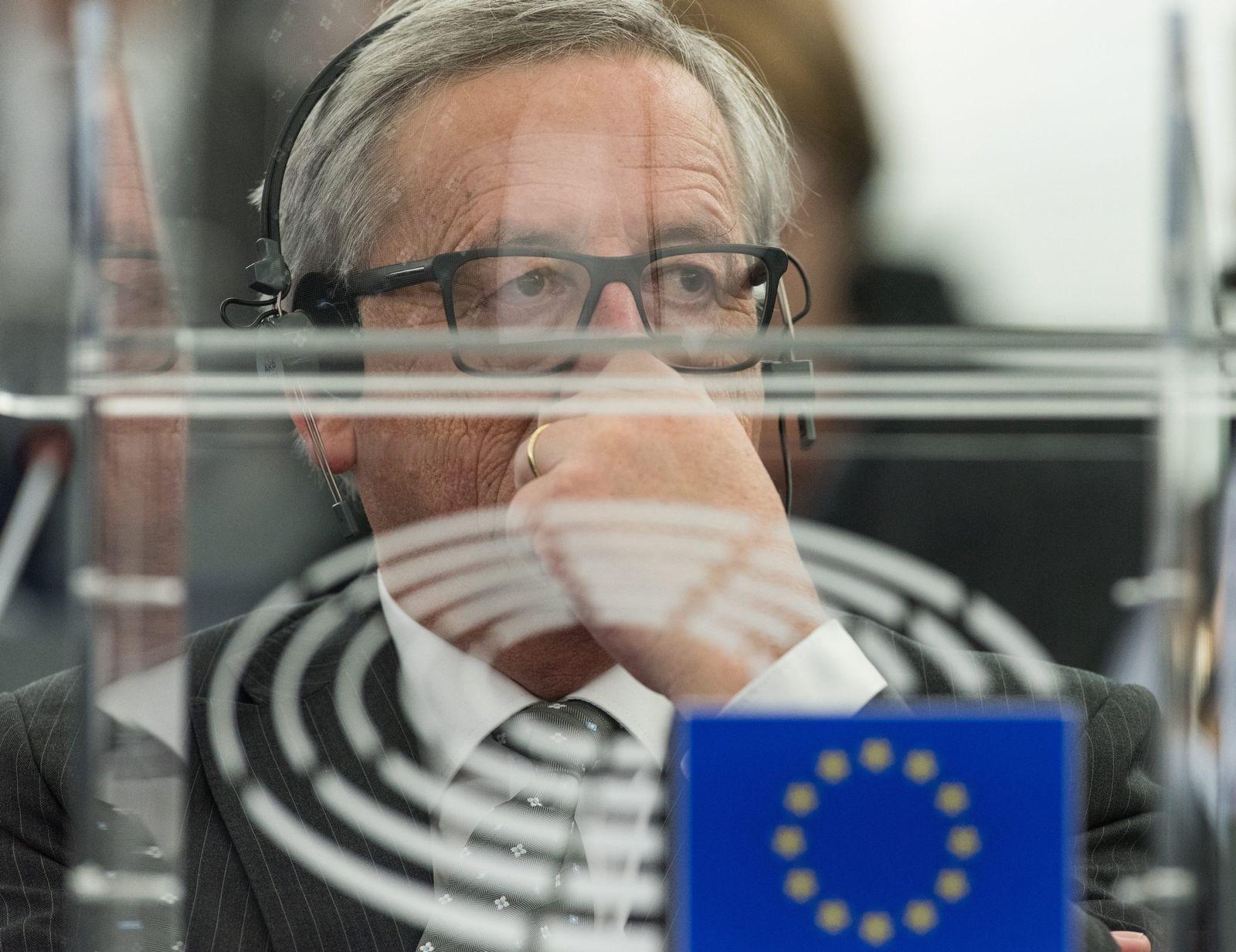 European Parliament in Strasbourg SPIN 46/2015