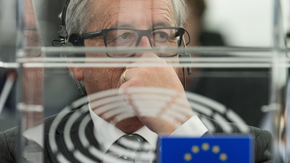 European Commission President Jean-Claude Juncker is under fire for Luxembourg tax practices.