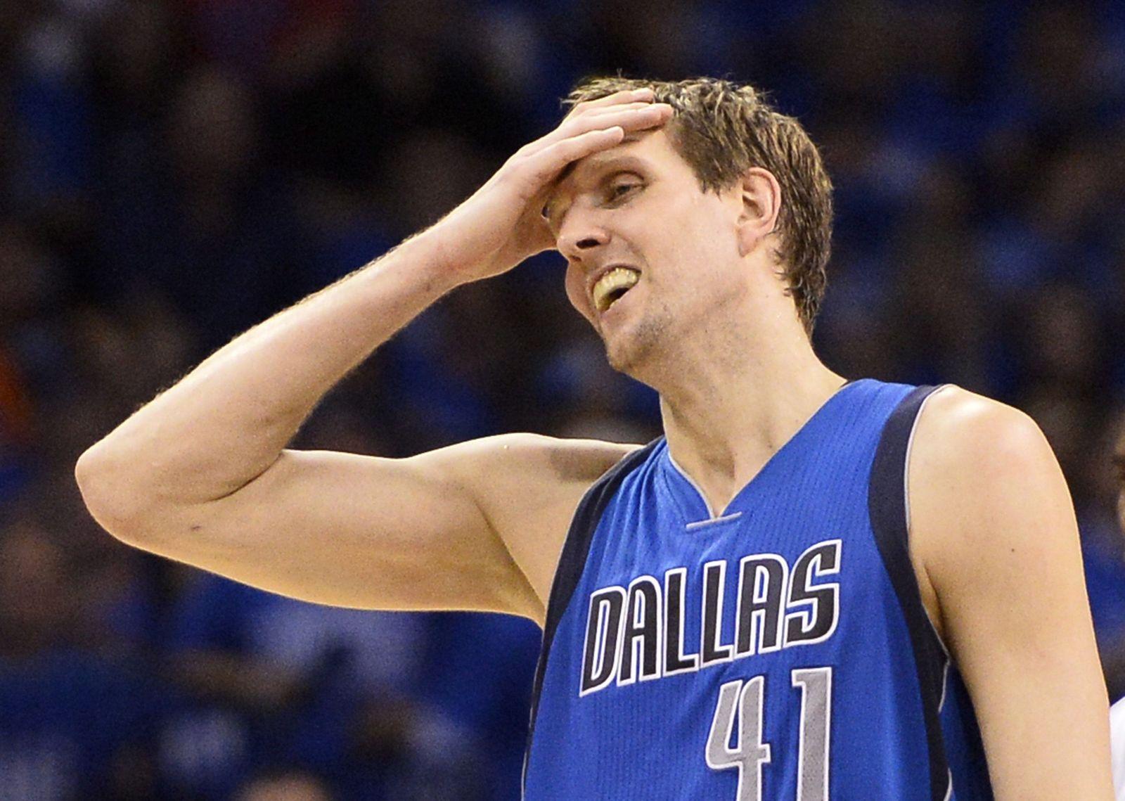 Dallas Mavericks at Oklahoma City Thunder