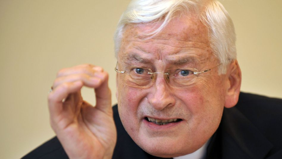 Walter Mixa: Schwere Vorwürfe gegen den Augsburger Bischof