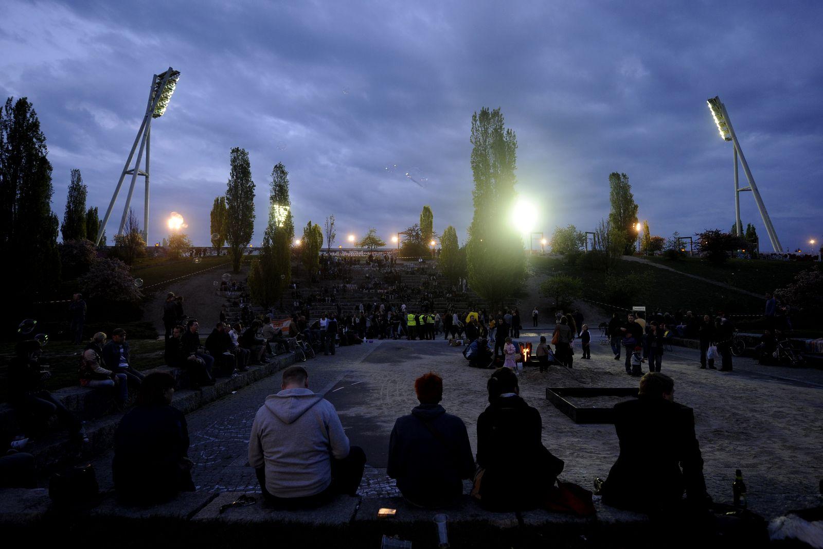NICHT VERWENDEN Walpurgisnacht Berlin