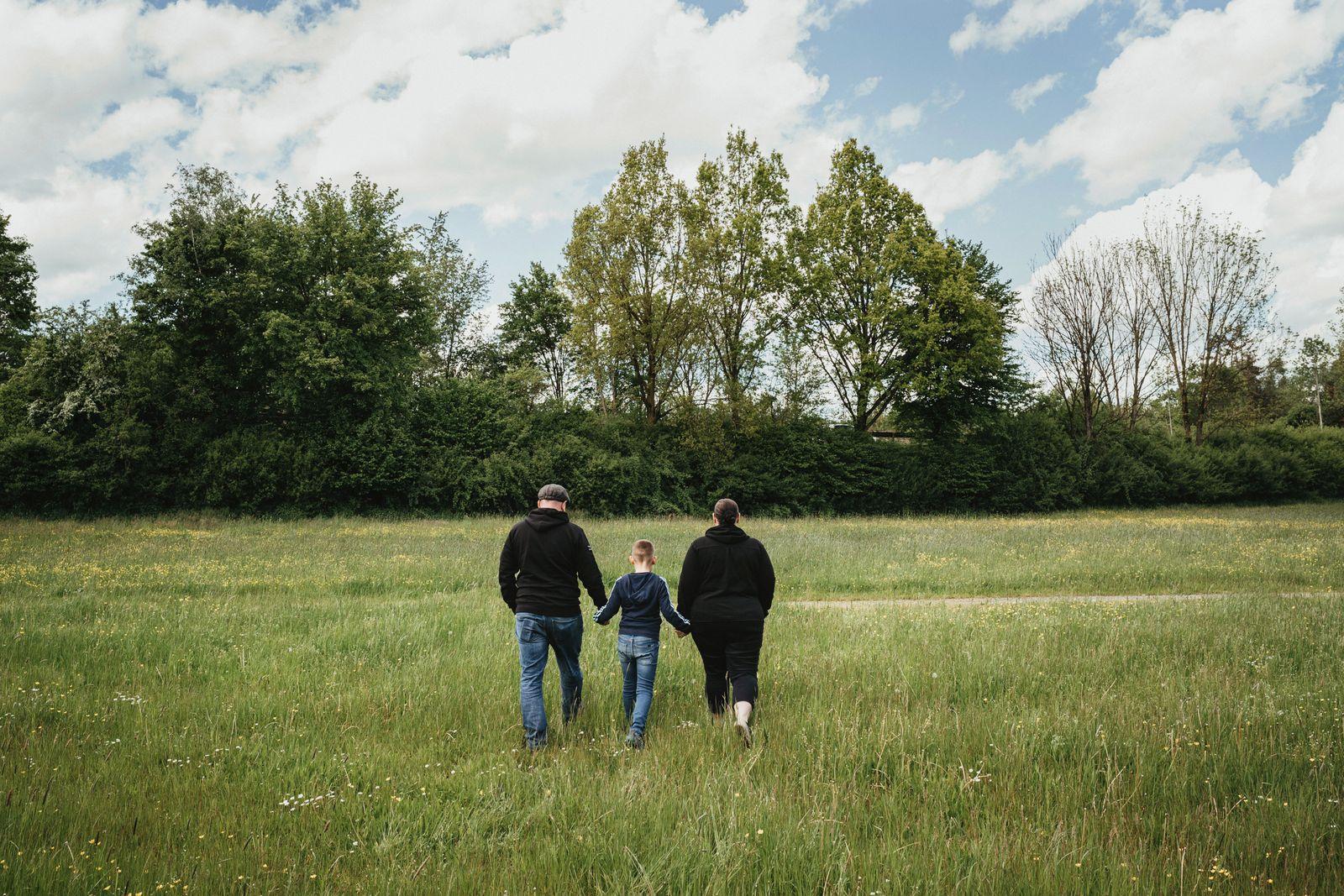 ADHS / Familienfoto
