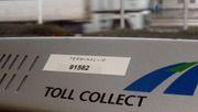 Bund zahlte hohen Millionenbetrag für Toll Collect