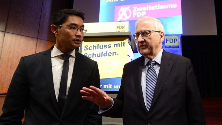 FDP: Das Debakel der Liberalen