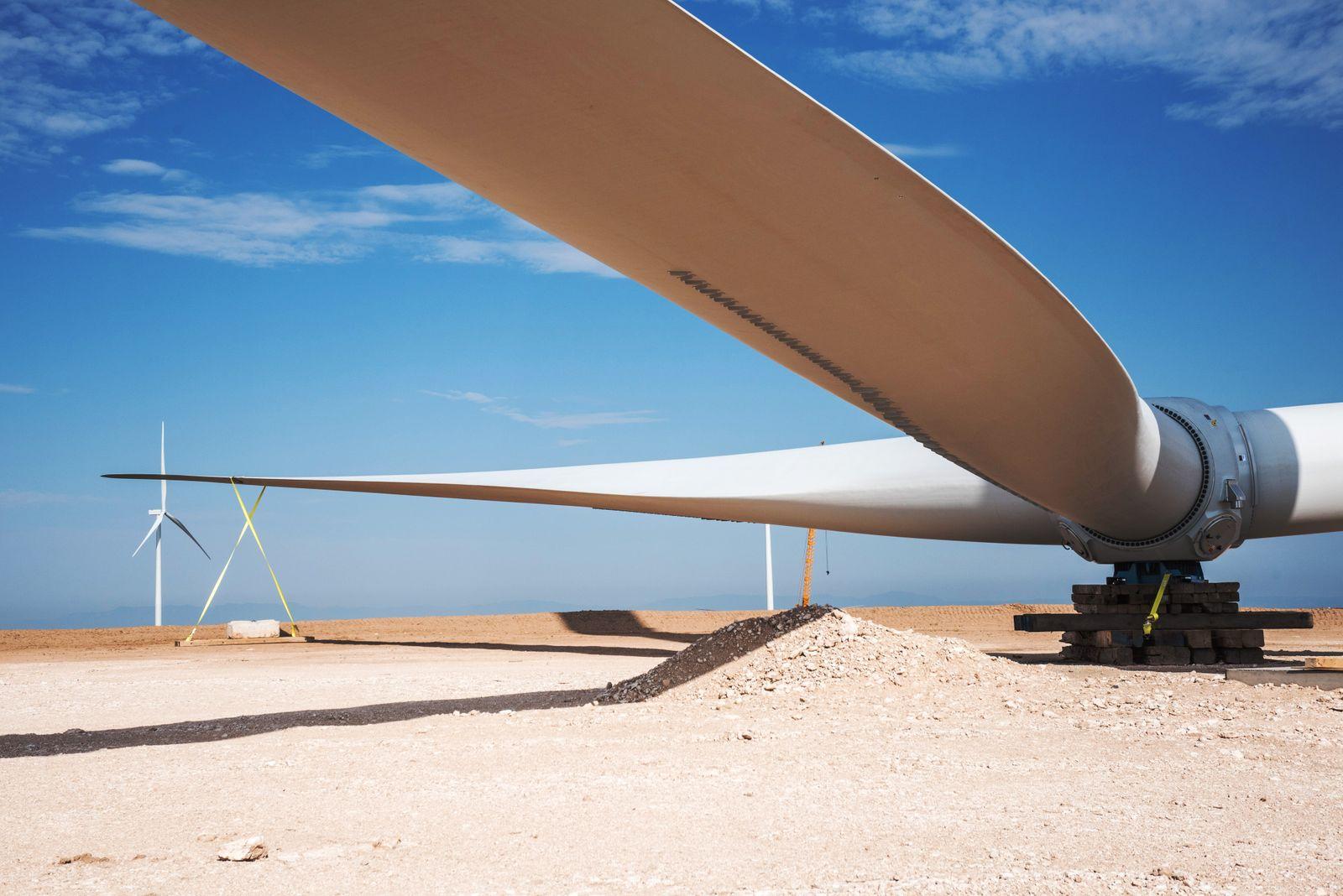 Wind Turbine Rotor Blades