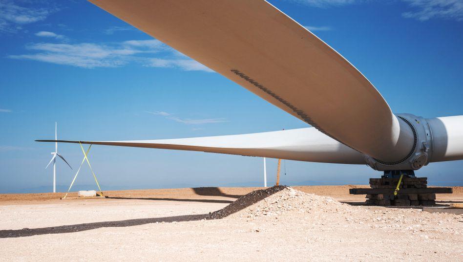 Um das 1,5-Grad-Ziel zu erreichen, muss die Weltgemeinschaft mehr Windkraft nutzen