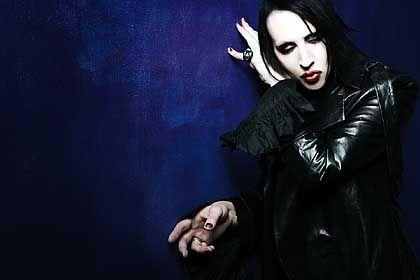 Gruselrocker Manson: Kluft zur Kirche