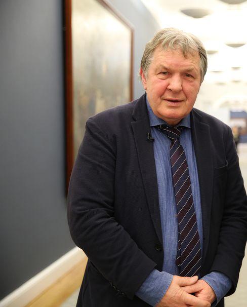 "Siegfried Matlok, ehemaliger Chefredakteur des ""Nordschleswiger"""