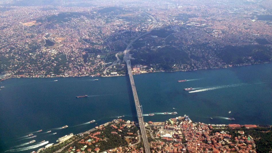 Die türkische Regierung will einen zweiten Bosporus schaffen
