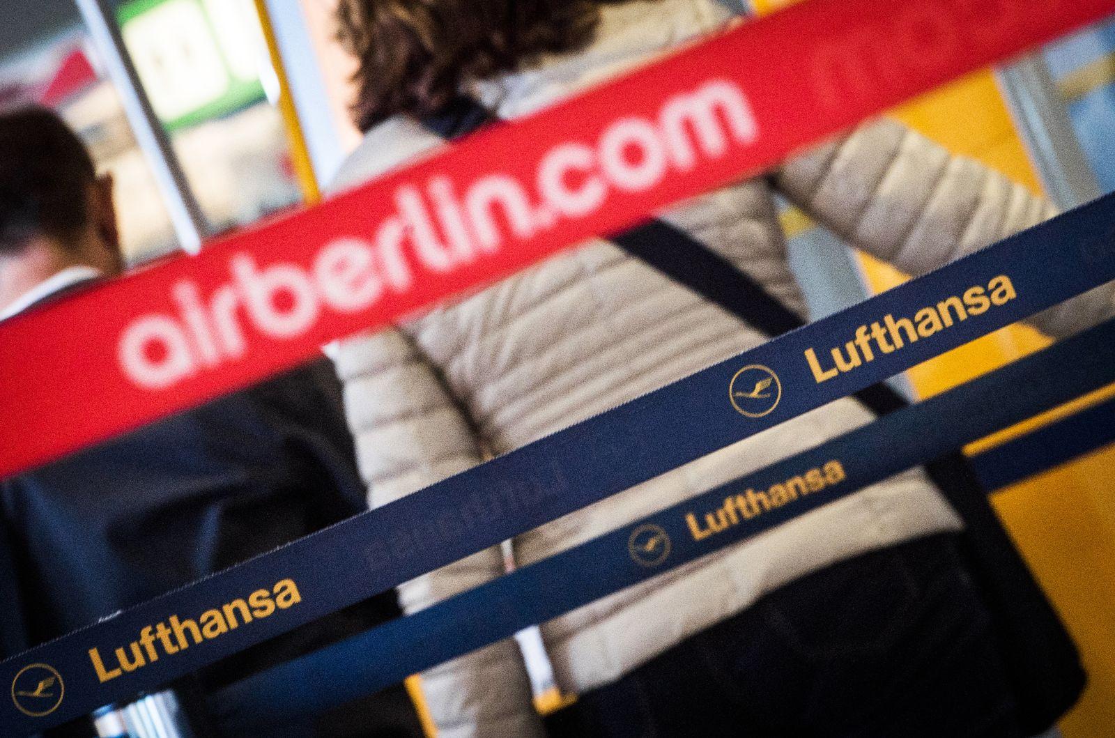 Air berlin / Lufthansa