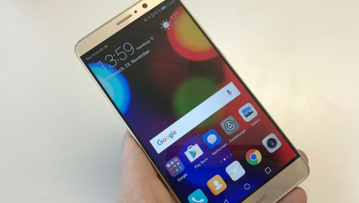 Doppelkamera-Smartphone im Test: Huawei Mate 9