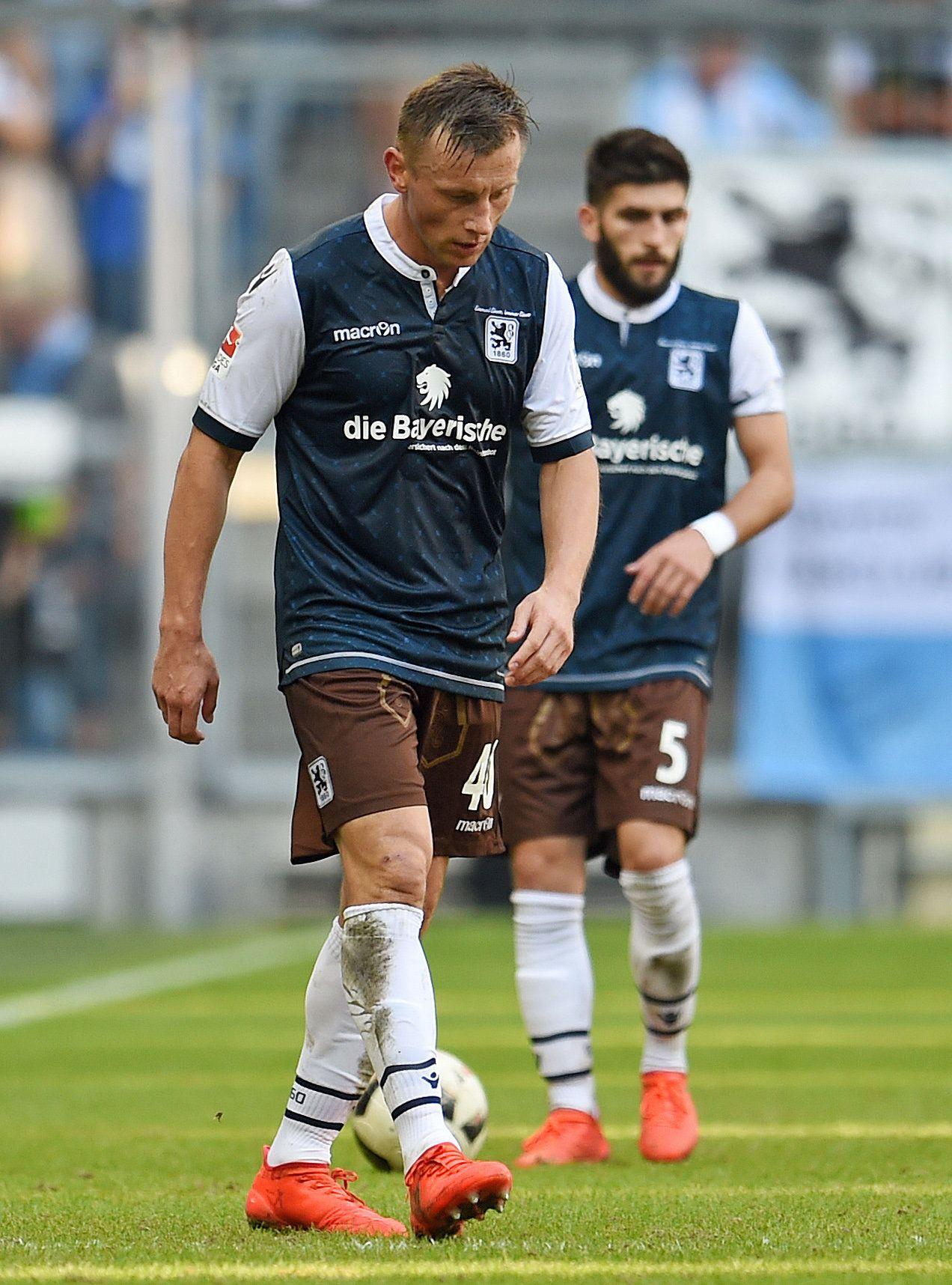 TSV 1860 München - Hannover 96 0:2