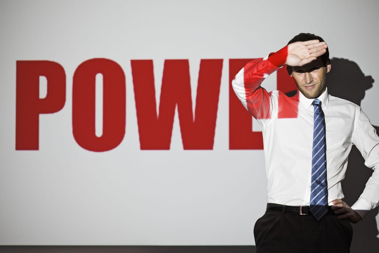 NICHT MEHR VERWENDEN! - Präsentation / Ansprache / Licht / Power / Manager