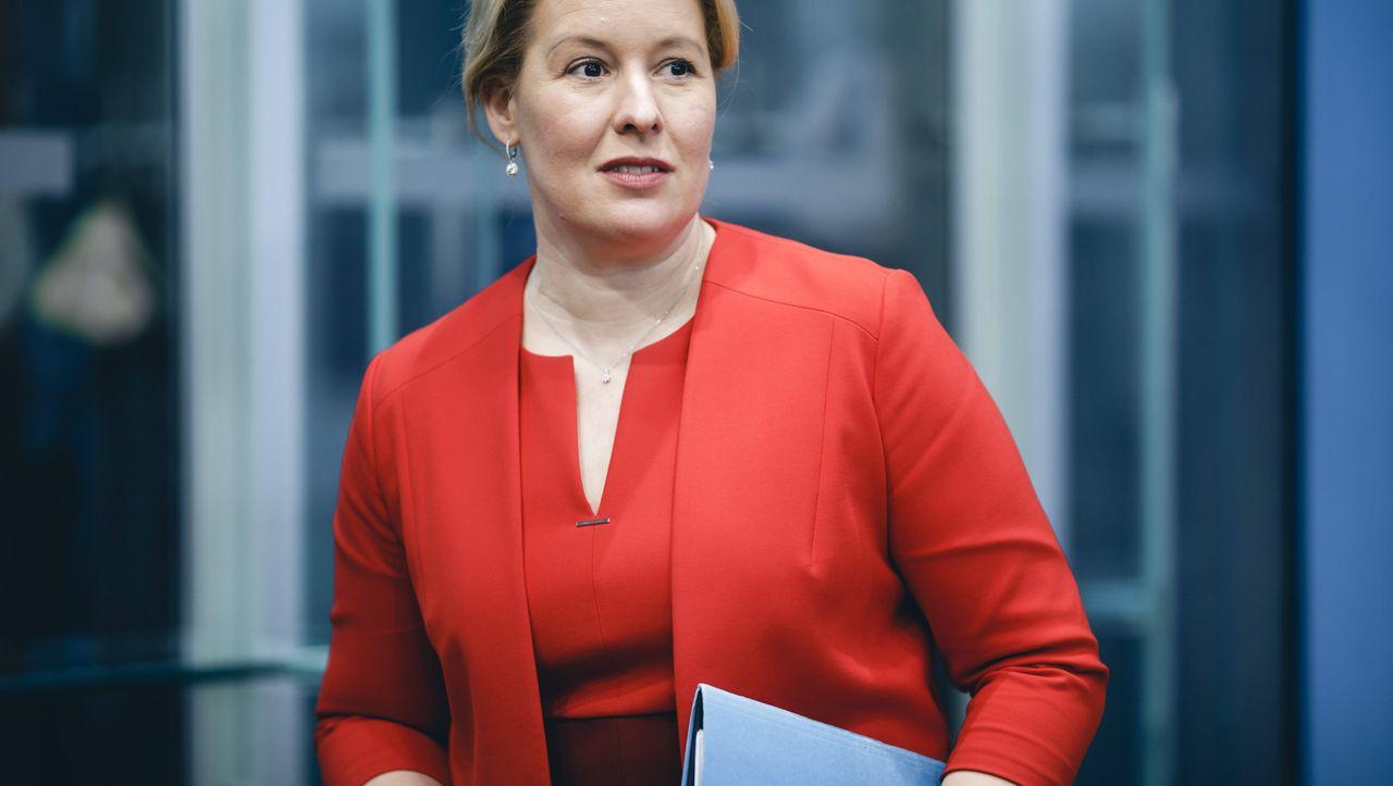 SPD-Landesvorstand nominiert Franziska Giffey als Spitzenkandidatin