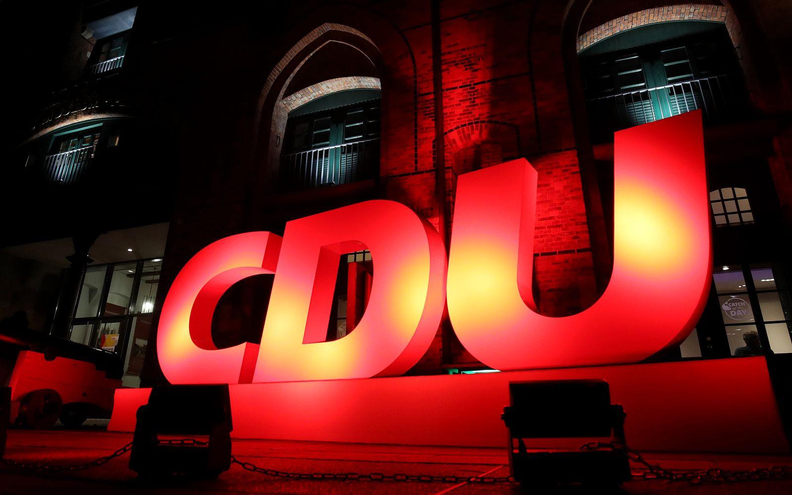 Jahresanfangs-Klausur des CDU-Vorstands