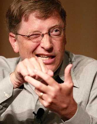 Microsoft-Chefentwickler Bill Gates: Sind Monokulturen Verbraucherfreundlich?