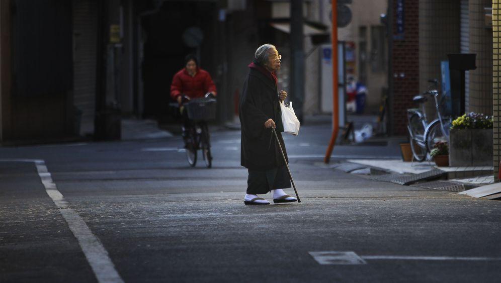 Bevölkerung: Rückgang in Japan, Wachstum in armen Ländern