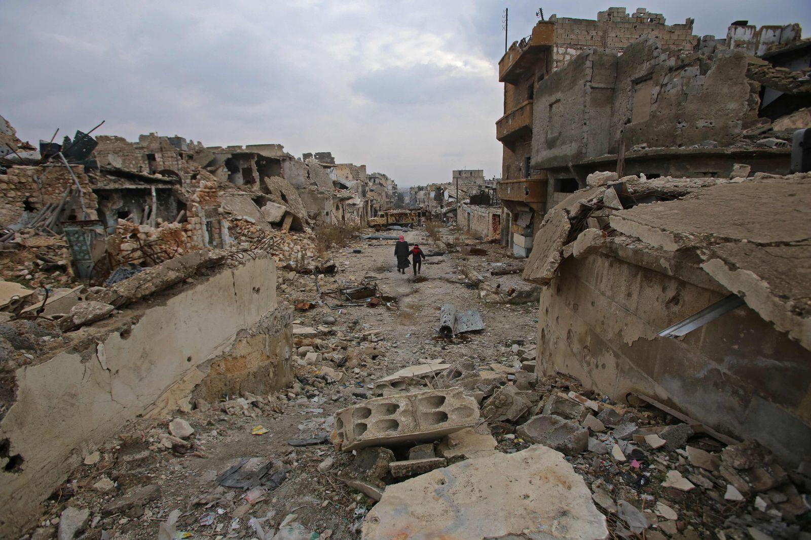 Schlacht um Aleppo/