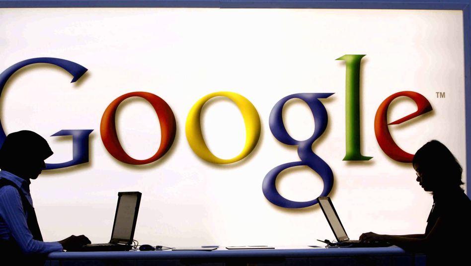 Google: Gegenüber dem Marktführer ist die Allianz aus Microsoft und Yahoo ein Zwerg