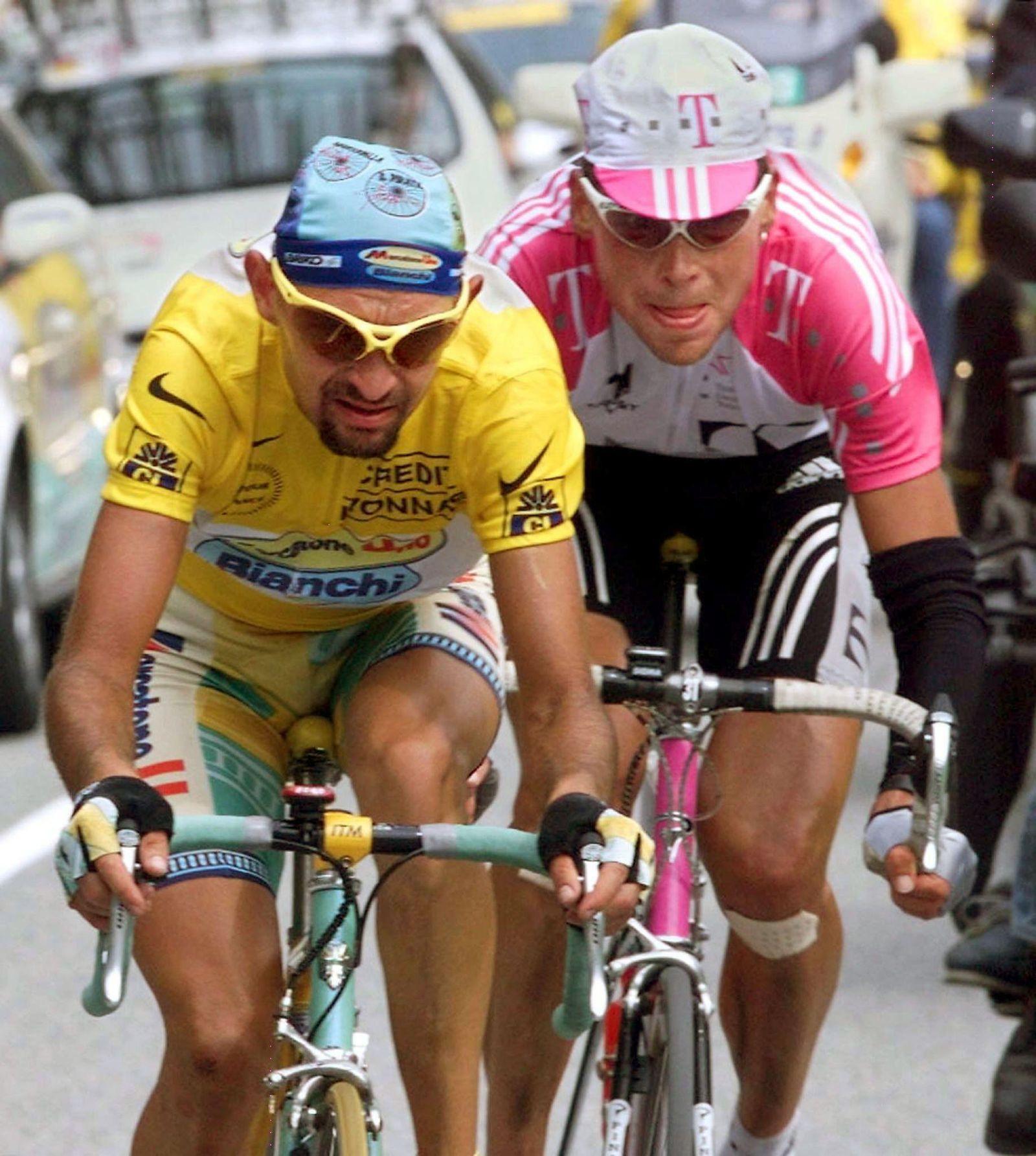 Marco Pantani tot in Rimini gefunden