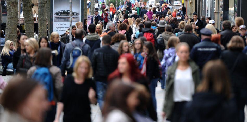 Die Stichprobenfehler betreffen ein Drittel der Bevölkerung