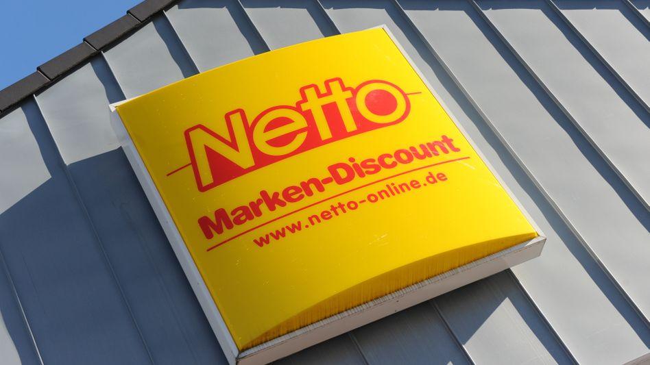 Eine Filiale des Discounters Netto (Symbolbild)