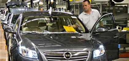 Opel-Werk in Rüsselsheim: Landesbürgschaft über 500 Millionen Euro?