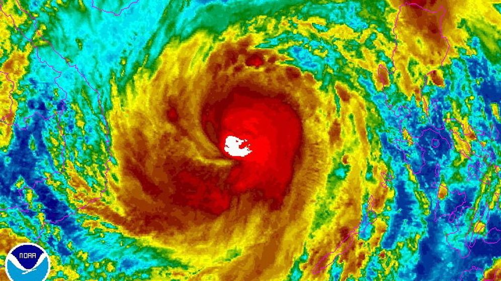 """Supersturm: Wie """"Haiyan"""" zum Monster wurde"""