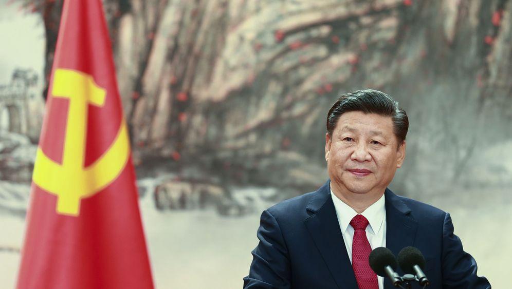 Pekings Politbüro: Die sieben mächtigsten Männer Chinas