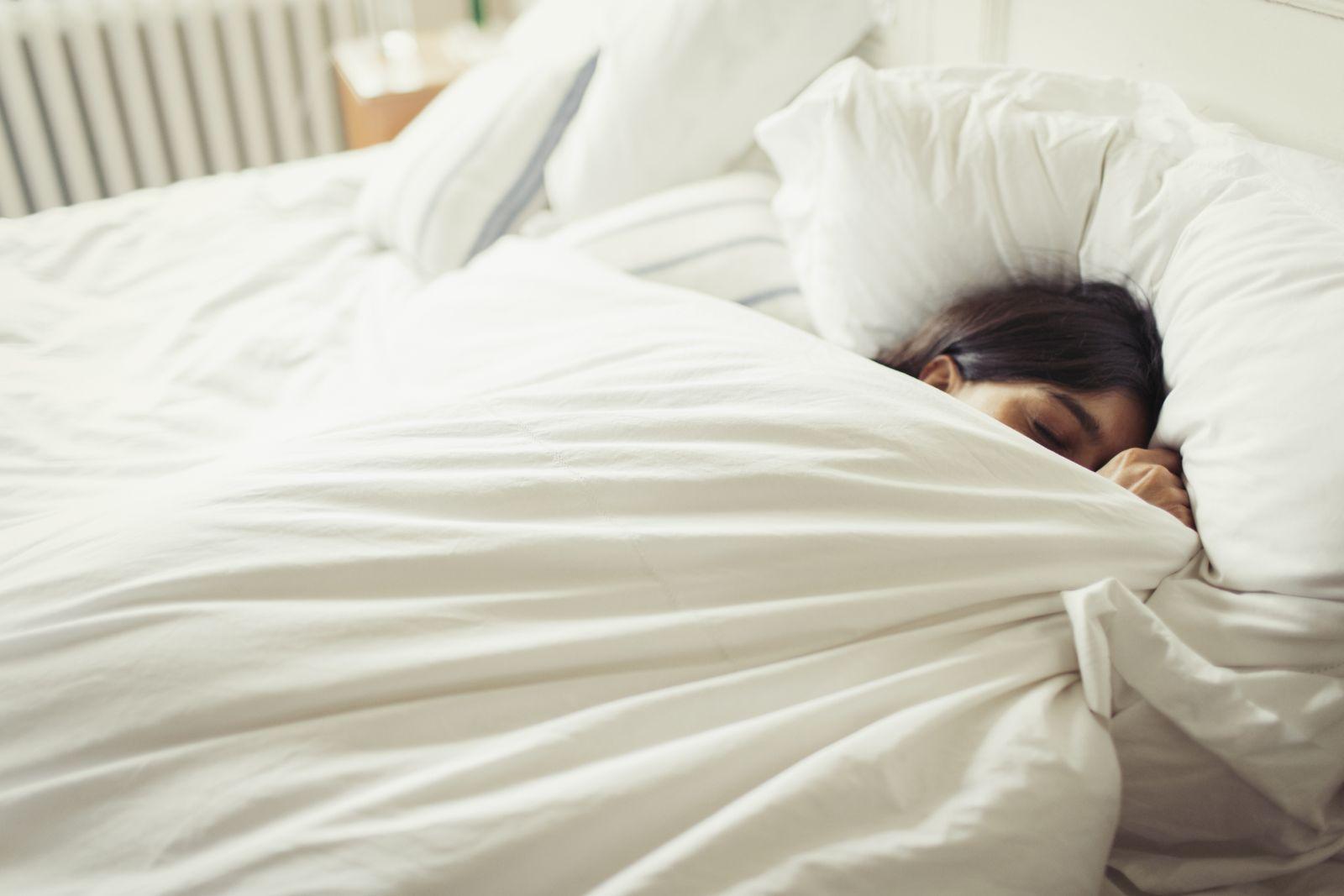 EINMALIGE VERWENDUNG Schlafen / Medizin