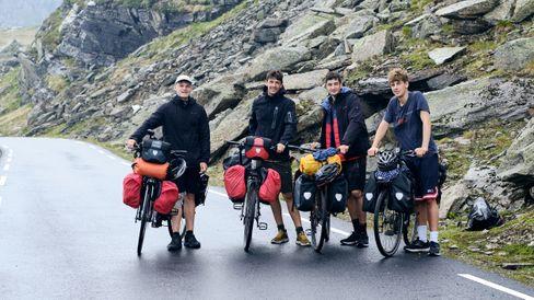 Nino Schneyer und Freunde: Ziel Nordkap