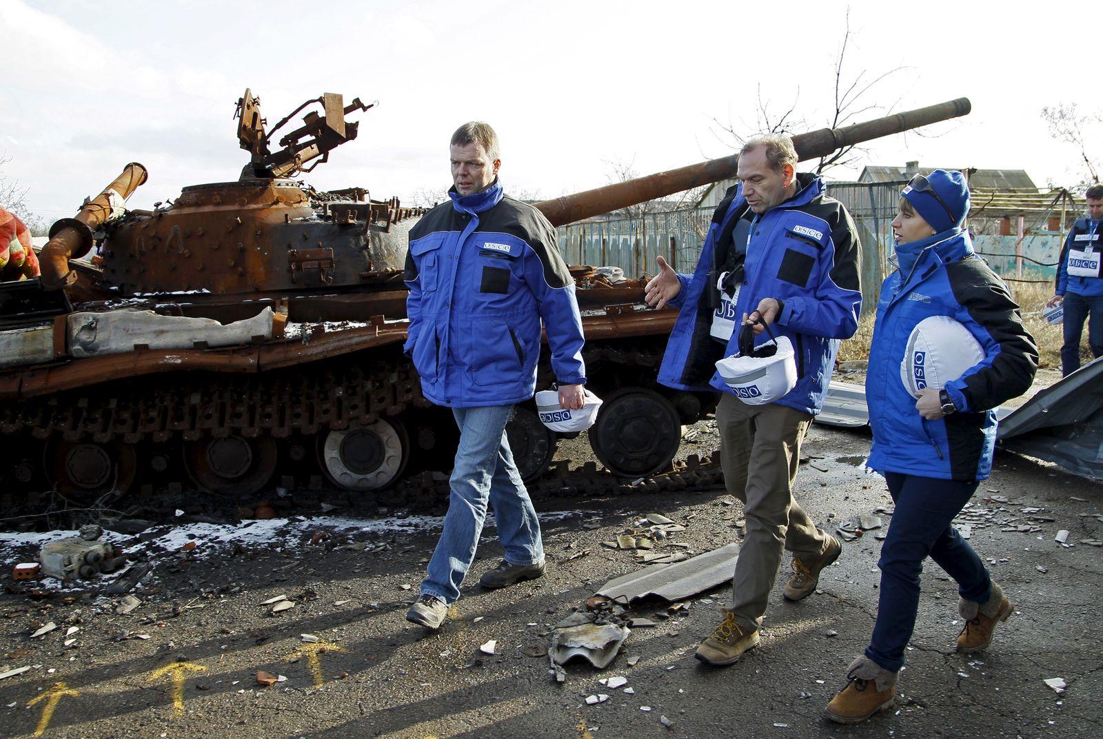 Ukraine / OSZE / Alexander Hug