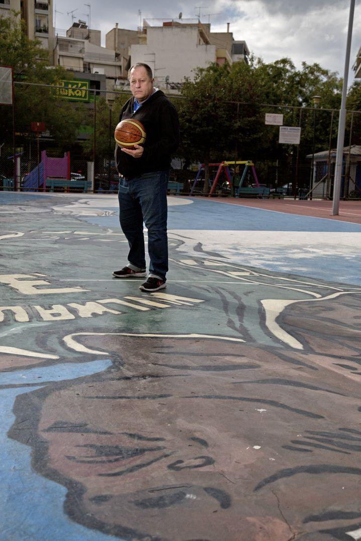 Basketballtrainer Velliniatis