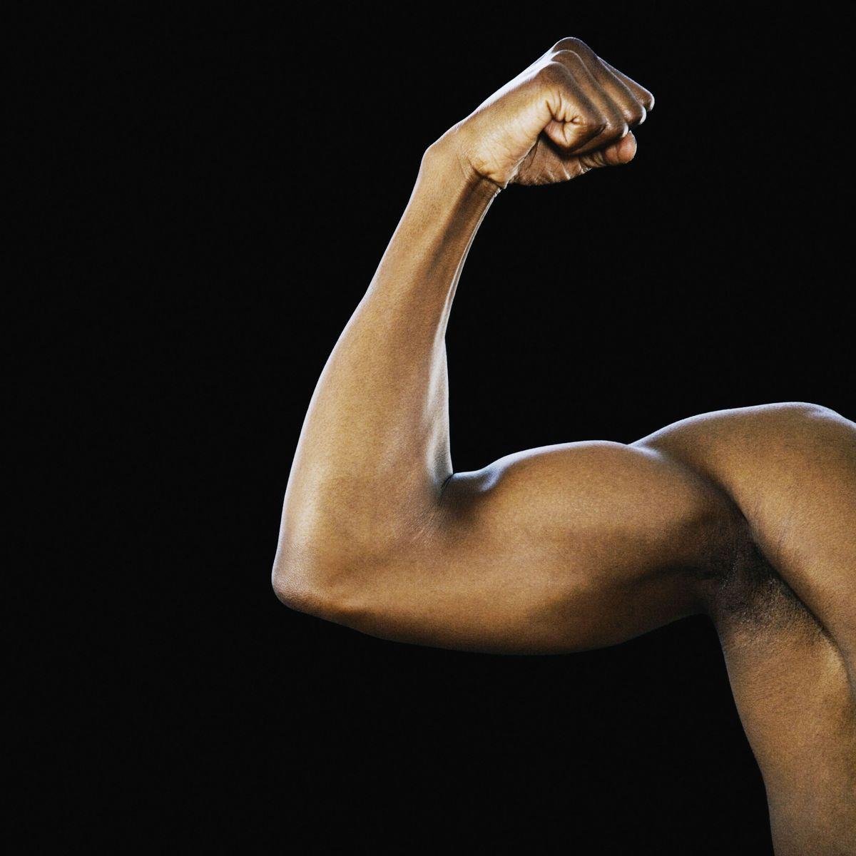 Übungen zum Abnehmen der Arme ohne Muskelaufbau