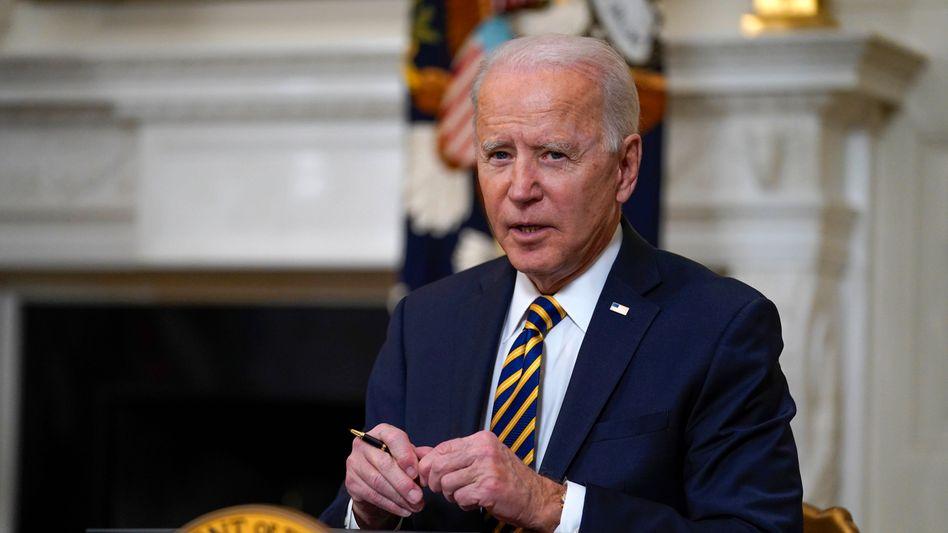 US-Präsident Biden: »Wohlhabende müssen ihren fairen Anteil zahlen«