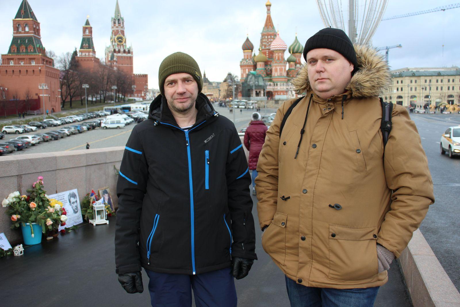Mord an Boris Nemzow