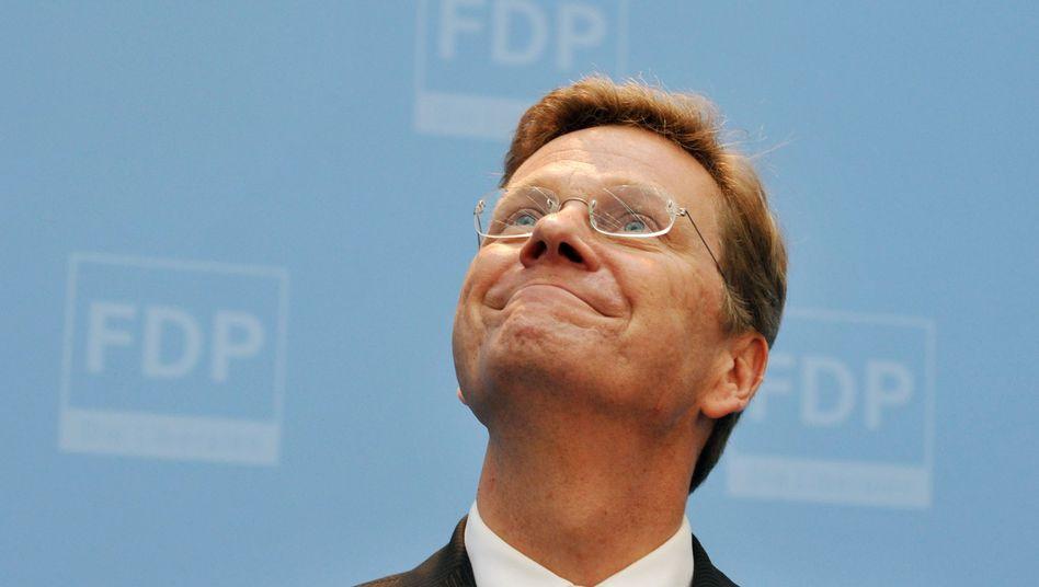 FDP-Chef Westerwelle: Die Besserverdienenden stets im Blick