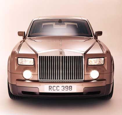 Rolls-Royce Phantom: Eklatantes Preisgefälle