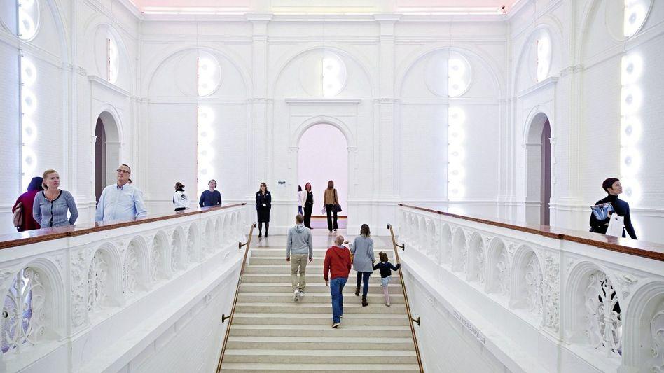 Wiedereröffnetes Stedelijk Museum: So etwas wie Atmosphäre