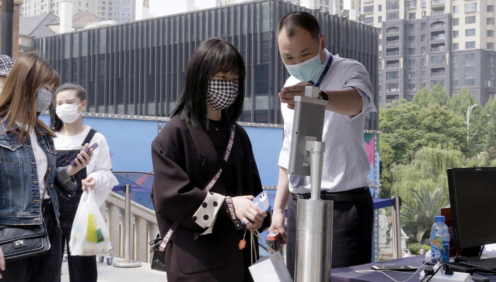 TV/ Wuhan - Chronik eines Ausbruchs
