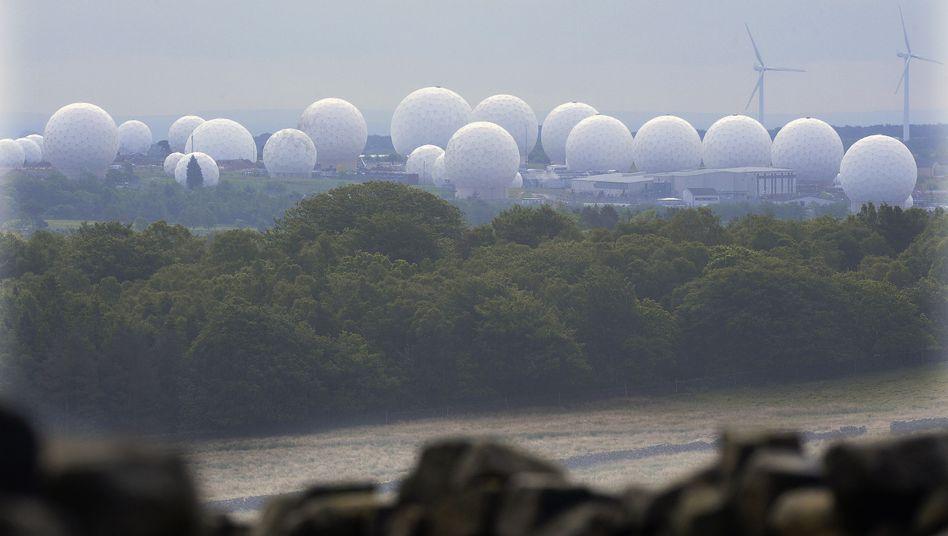 GCHQ-Einrichtung in Menwith Hill: Totalitarismus des Sicherheitsdenkens