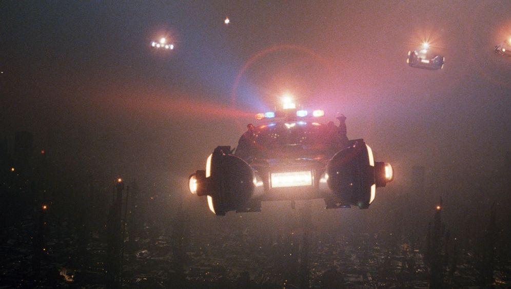 Autos in Sci-Fi-Filmen: Vorbilder aus einer fernen Zukunft