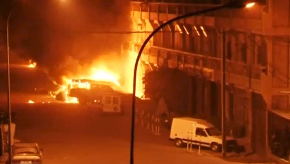 Burkina Faso: Mindestens 23 Tote nach Geiselnahme in Hotel