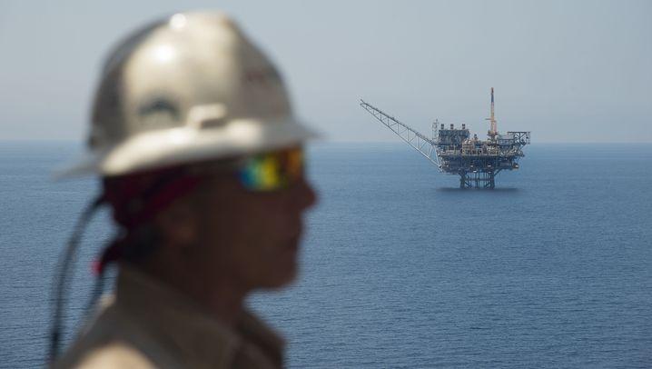 Gasfelder: Unter dem Meeresgrund wartet der Schatz