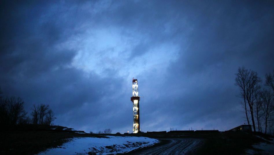 Fracking in den USA: Globaler Wachstumsschub durch Förderung von Schieferöl